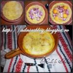 Tarta cu crema de mar copt