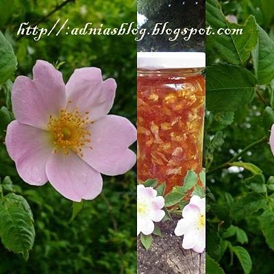 Dulceata din flori de maces