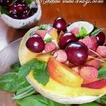 Smoothie cu pepene galben
