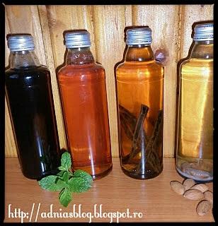 Extracte aromate