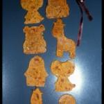 Crackers cu gust de pizza