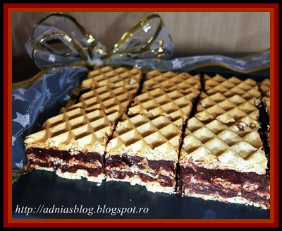 Ciocolata de casa in foi de napolitana