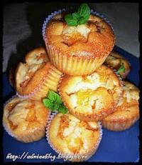 Muffins cu grapefruit