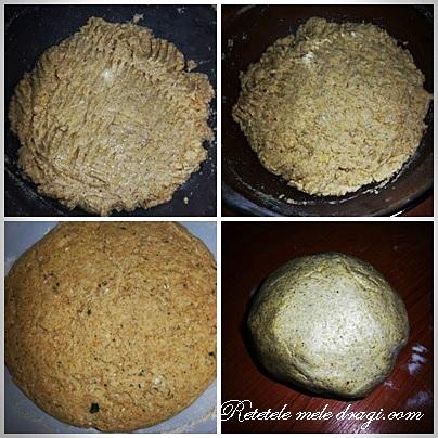 Chifle fara gluten cu seminte
