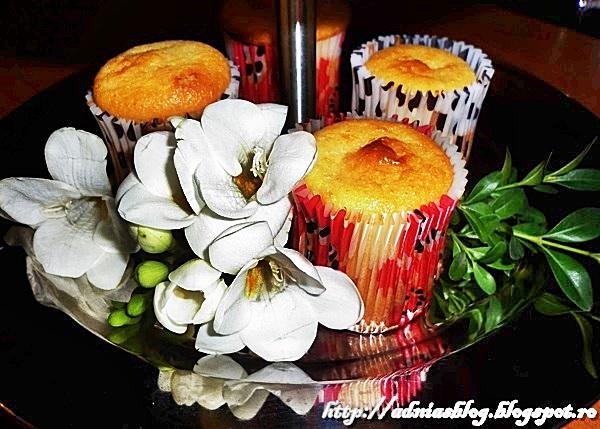 Muffins cu lamaie