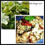 Paste cu legume uscate si carne