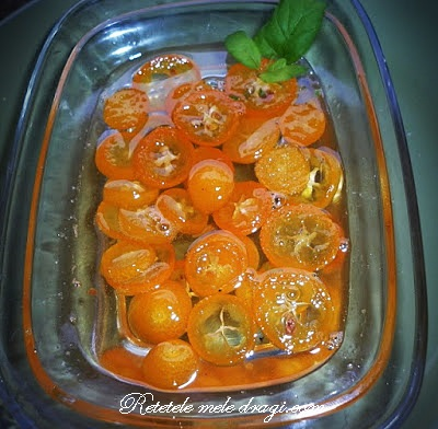 Kumquat in sirop
