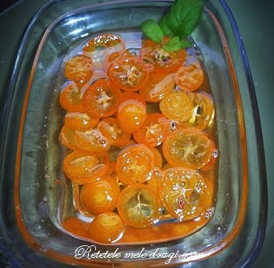 Kumquat in sirop