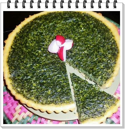 Tarta cu spanac si leurda1