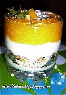 Trifle cu mango2