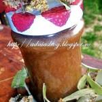 Marmelada din flori de tei