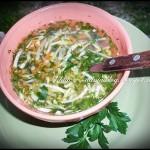 Supa deasa de dovlecei