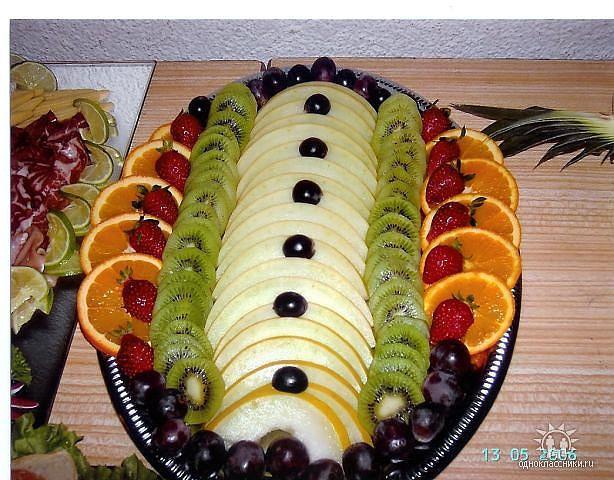 Fructe pentru petrecere!