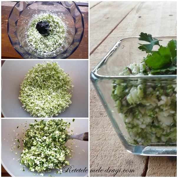 cous-cous de broccoli