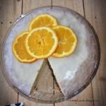 Pandispan cu portocale