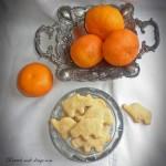 Biscuiti cu mandarine