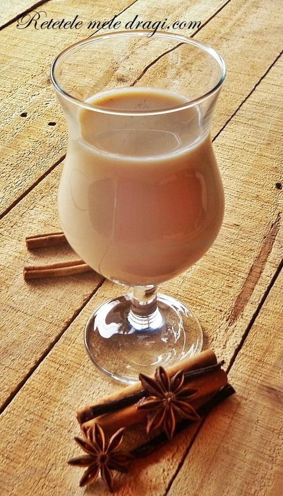 Chai Masala cu lapte de cocos
