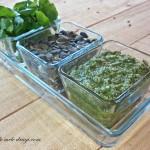 Salata de untisor cu sos picant si clatite