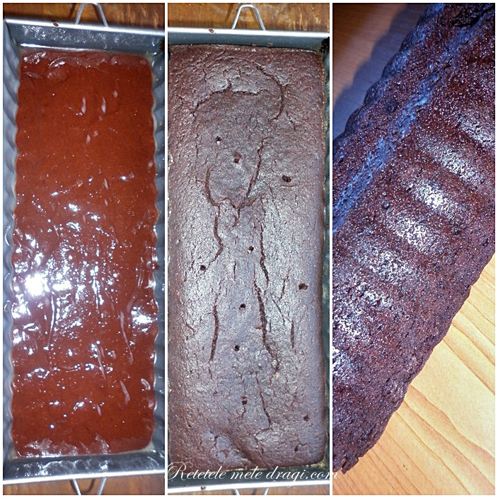 preparare Chec de post cu cacao