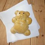 Ursulet din paine cu lactate