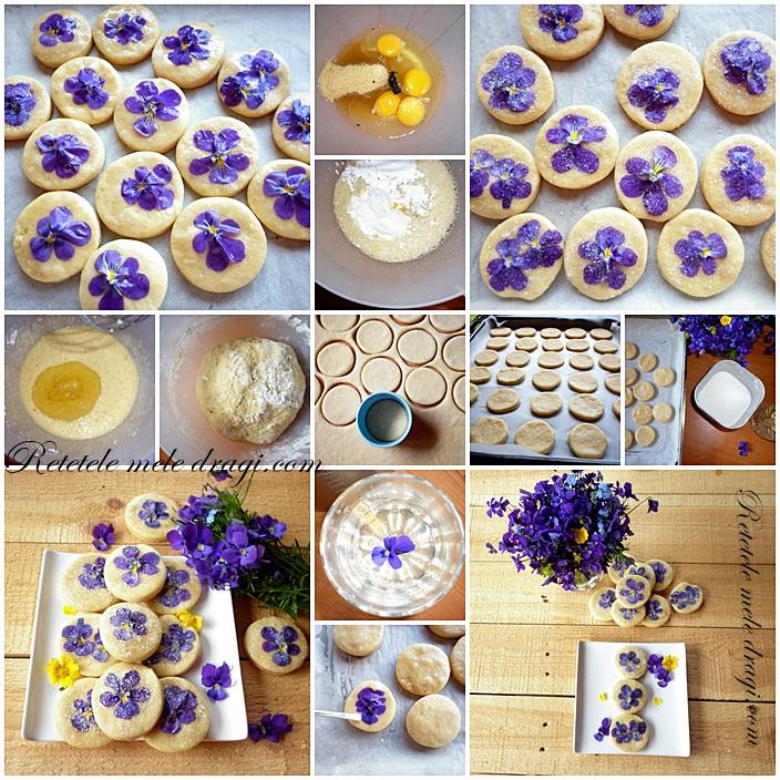biscuiti cu flori comestibile0