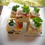 Salata de orez rosu cu legume