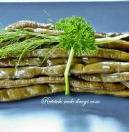 Pastai de fasole mov la cuptor