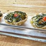 tarte cu zucchinipreparare