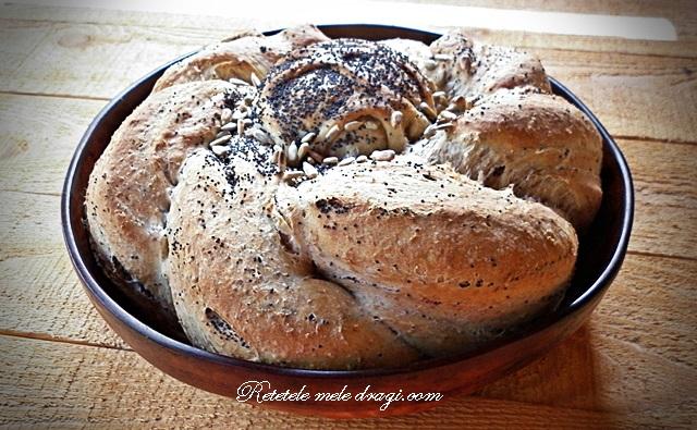 paine cu tarate si mac