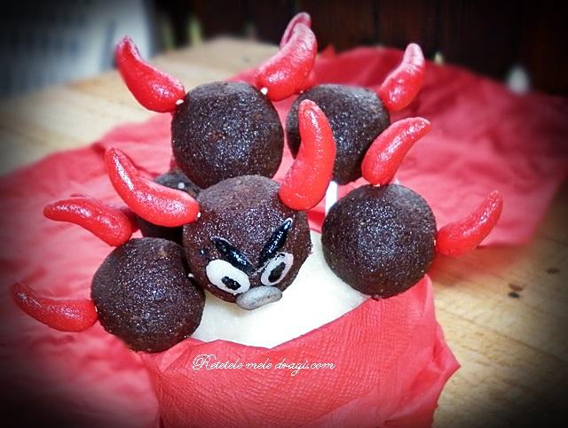 Cake Pops Dracusori