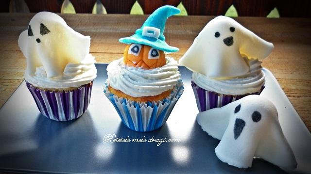 Cupcakes cu branza