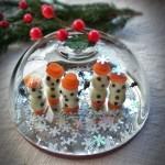 Aperitiv de Craciun Briose cu morcov si turmeric-Video