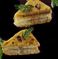 Tartine cu pasta picanta de naut si soia