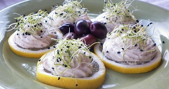 Salata de icre retetele mele dragi