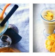 smoothie de avocado cu mango