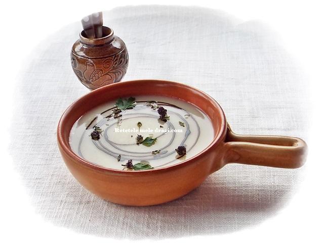 Supa crema de pastarnac