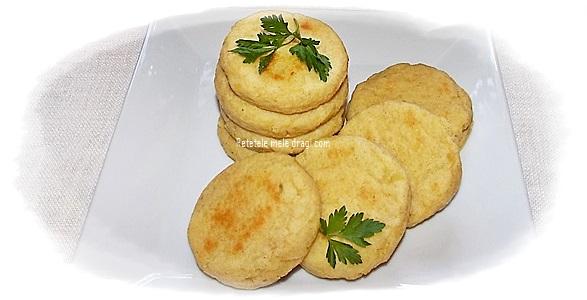 Chiftelute de cartofi la cuptor