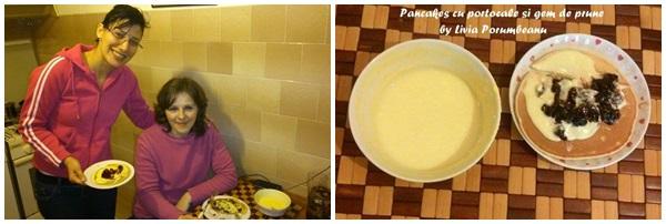 pancakes cu portocale si gem by Livia--reteta inspirata de retetele mele dragi