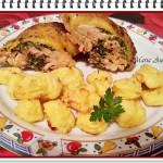 Paine fara gluten cu banane si arahide