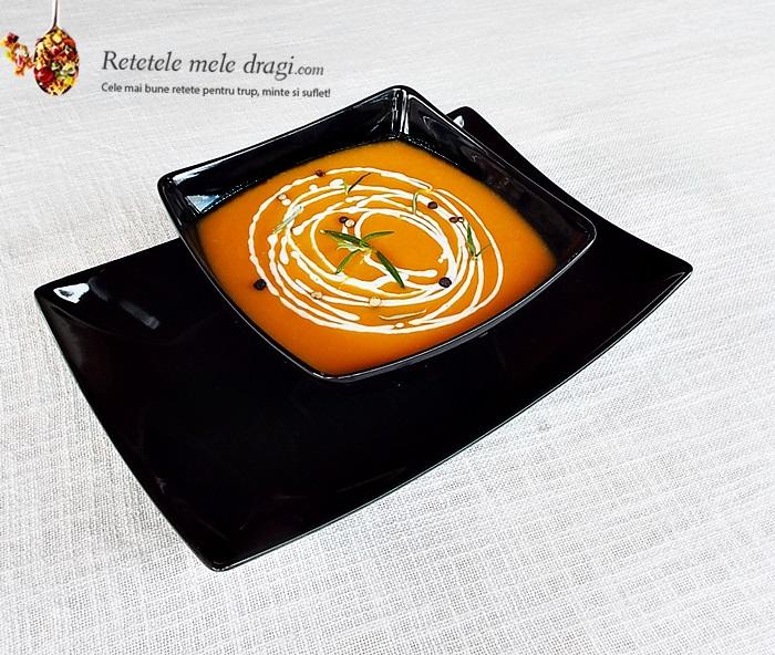 Supa de cartof dulce cu porumb1