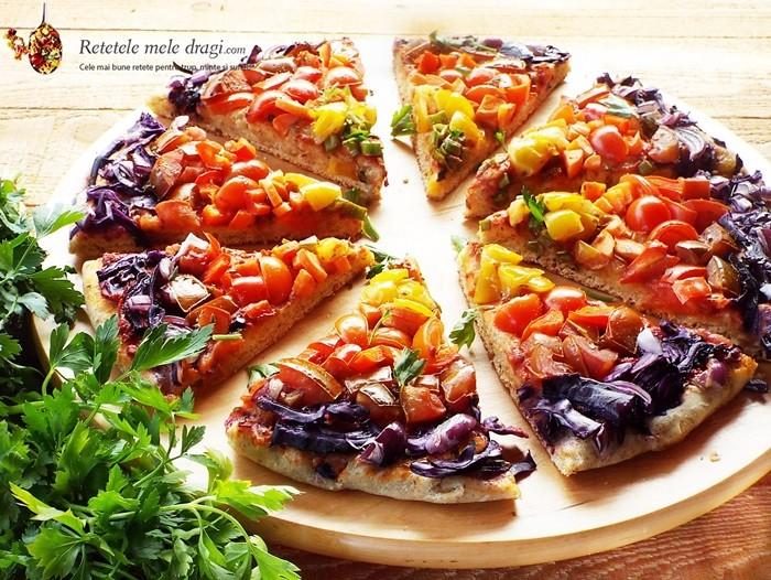 Pizza Vegana Curcubeu1
