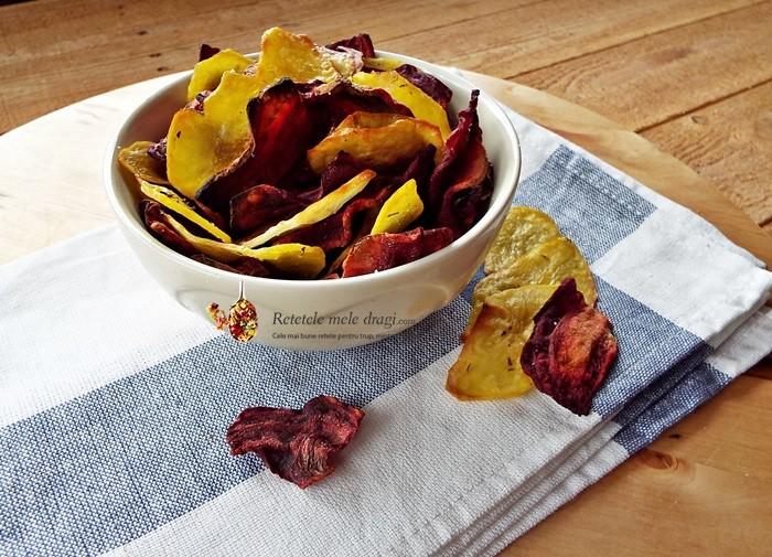 chipsuri de legume la cuptor2