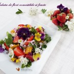 salata de flori comestibile si fructe2