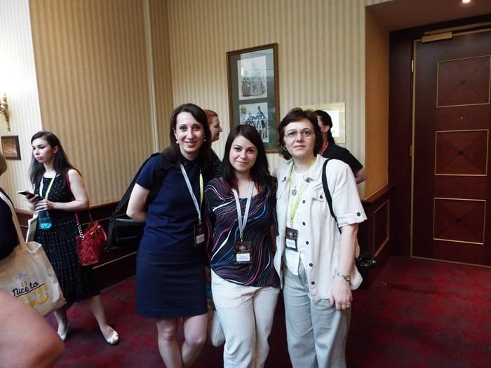 Adnia, Irina si Claudia