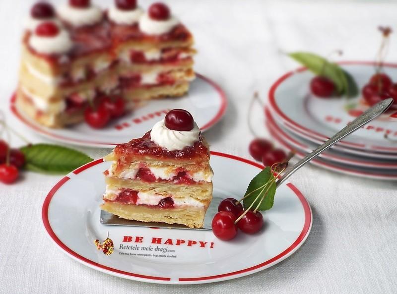 tort olandez cu visine1