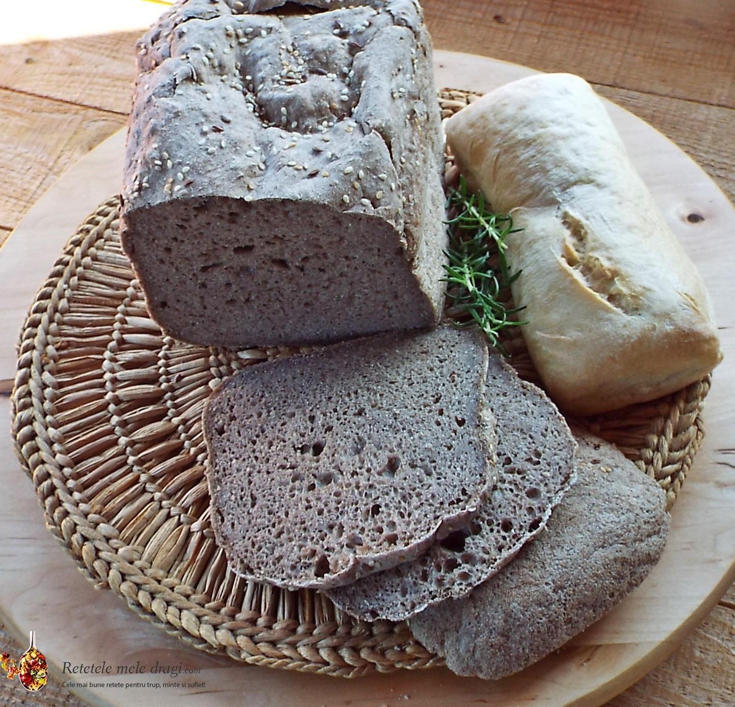 paine rustica fara gluten1