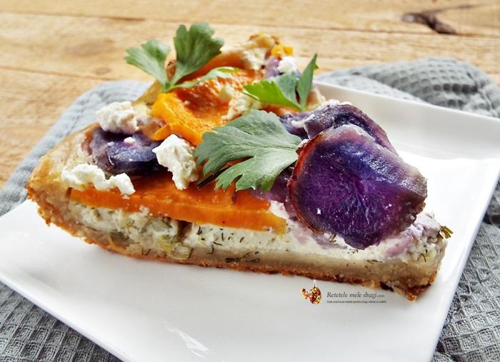 tarta cu cartofi si branza1