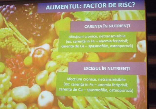 alimentul factor de risc