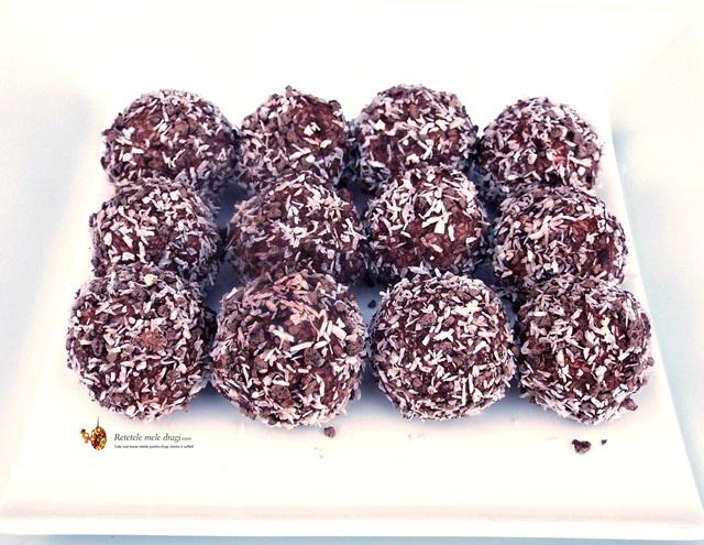 bomboane Raffaello negre