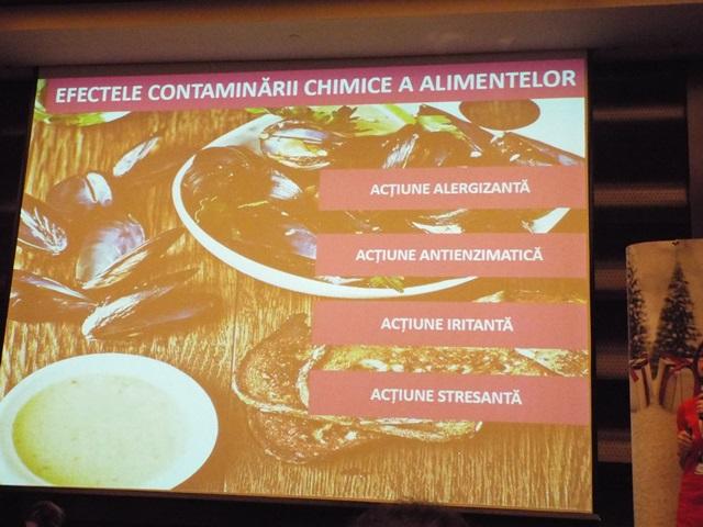 efectele contaminarii chimice ale alimentelor